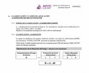 AFITI-LICOF certifica la clasificación B-s1, d0 para los productos de la gama PIR de PAP