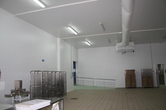 Instalación agroalimentaria panel FRIGOPAP (1)