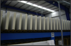El panel industrial ColdKit es la solución ideal para instalaciones de grandes dimensiones que requieran aislamiento de poliuretano.