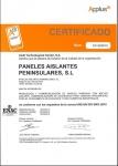 Abril 2018 - PAP renueva su certificado bajo la nueva normativa ISO 9001:2015 hasta 2019