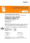 Abril 2019 - PAP renueva su certificado bajo la nueva normativa ISO 9001:2015 hasta 2022