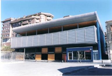 Frontón municipal