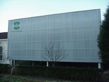 Ampliación pabellón industrial