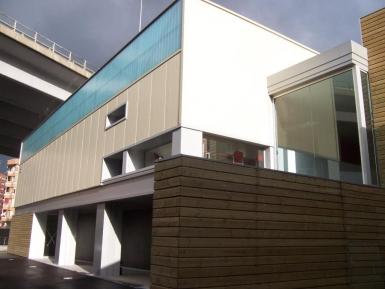 Taller y oficinas