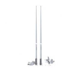 Antena VHF en fibra