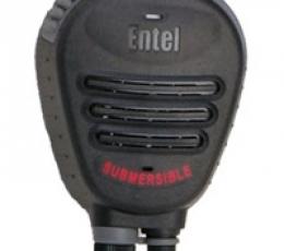 Altavoz y micrófono sumergible