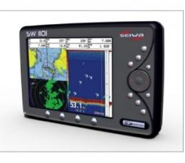 Plotter/GPS color SW1101 visión día, antena...