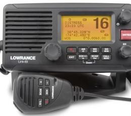 VHF Radio LOWRANCE