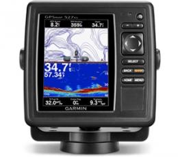 GPS/Plotter/Sonda GPSMAP 527XS, CHIRP, 50/200kHz,...