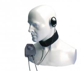 Auricular y micrófono