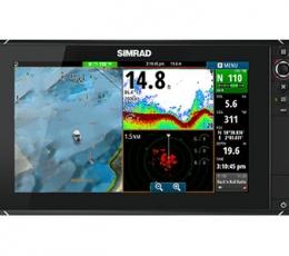 NSS16 Evo2, pantalla de 16