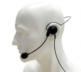 Micro-auricular con brazo