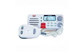 GX600D VHF Marine Radio with DSC - White
