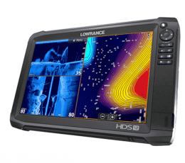 HDS-12 Carbon ROW con Med/High/TotalScan...
