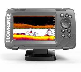 HOOK2-5 SplitShot Sonda GPS Plotter Lowrance