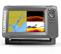 HOOK2-7 SplitShot Sonda GPS Plotter Lowrance