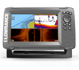 HOOK2-7 TripleShot Sonda GPS Plotter Lowrance