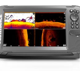 HOOK2-9 TripleShot Sonda GPS Plotter Lowrance