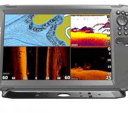 HOOK2-12 TripleShot Sonda GPS Plotter Lowrance