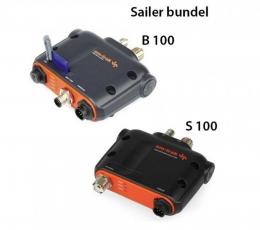 Pack formado por AIS B100 + splitter S100