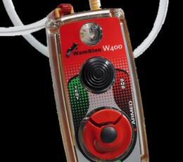 W400 MOB 121,5 MHz