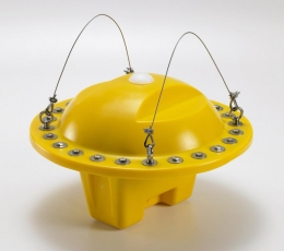 W810 SATELLITE BI-DIRECTIONAL RADIO BUOY