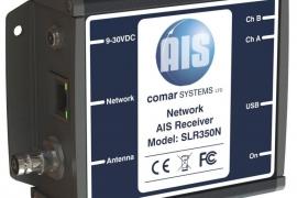 Receptor AIS para barco SLR-350N
