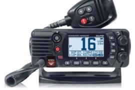 VHF DSC clase D marca STANDARD HORIZON modelo GX1400 GPS/E.