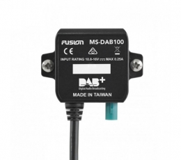 MS-DAB100, Módulo Fusion DAB sin antena
