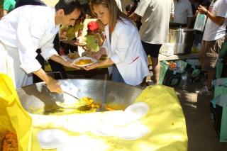 Concurrida y participativa Fiesta de Verano del I Campus de Inglés en el Globo Rojo