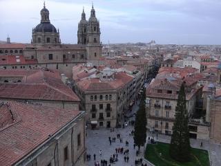 """Los niños subirán el miércoles 21 al cielo de Salamanca para ver la ciudad """"a vista de pájaro"""""""