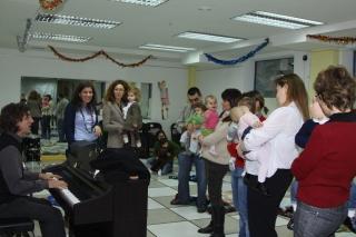 Taller de Estimulación Musical para bebés