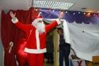 Visita de Papá Noel