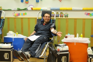Sangre y Vida: Gracias, gracias por vuestra generosidad