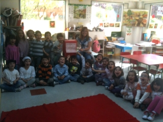 LA OREJA VERDE: El entusiasmo de ser maestra