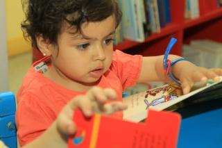 Charla-Taller sobre animación a la lectura  en edades tempranas