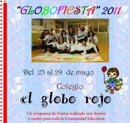 Programa de GloboFiesta 2011
