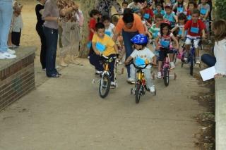¡Preparados, listos, bicicletas!