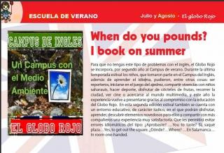 Los coordinadores del II Campus de Inglés seleccionan la plantilla del profesorado para los meses de julio y agosto