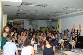 Final de curso colmado de frutos  y comienzo de la Escuela de Verano al completo en El Globo Rojo
