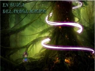 Embárcate en El Globo para buscar el árbol mágico