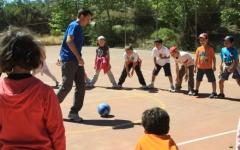 Campamento La Legoriza 15 al 17 de julio 2011