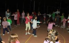 Campamento La Legoriza: VELADA