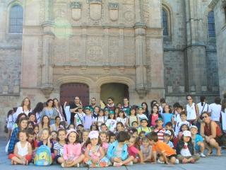El Campus visita el edificio histórico de la Universidad
