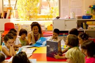 Animación y vitalidad, una constante del Campus de Inglés de El Globo Rojo