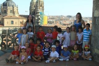 IERONIMUS: El Campus de El Globo Rojo alcanza el cenit de Salamanca