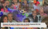 En primicia, video audio-imagen de los Talleres de Radio