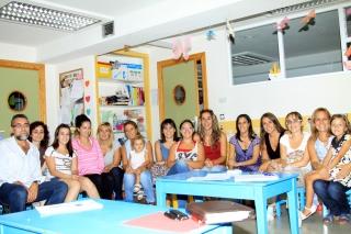 El Claustro de El Globo Rojo evalúa el período de adaptación de los niños y su actividad docente