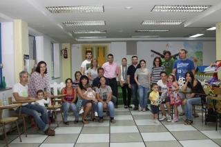 REUNIONES DE LAS FAMILIAS: Una comunidad concienciada, educadora y unida