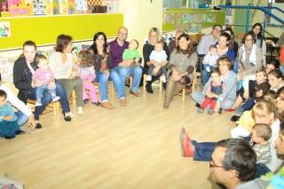 """""""Partir de Cero"""" reúne a más de 40 familias"""